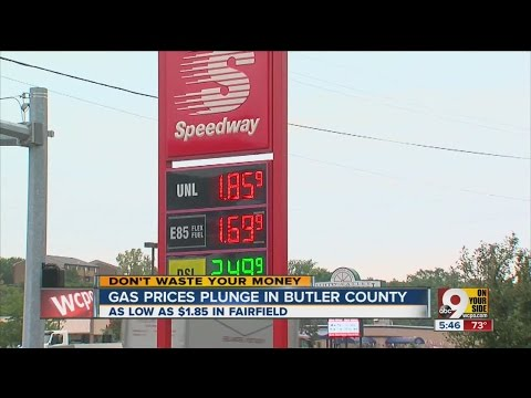 Cheap gas: So how much are you saving monthly?