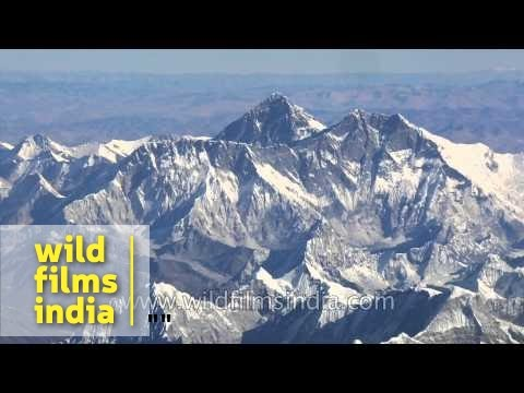 Over the Himalaya : best of HD aerials