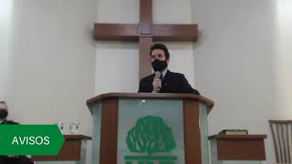 Culto de aniversário da Igreja - 26.09.2020