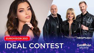 Eurovision 2021: my ideal contest (39 songs recap)