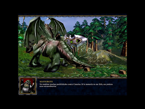 Warcraft III: Reign of Chaos. Orcos 5 # Dificultad: Difícil