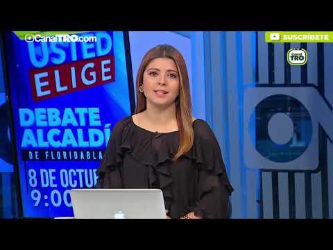 Oriente Noticias primera emisión 8 de Octubre