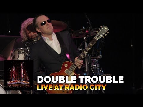 Joe Bonamassa Official - Double Trouble - Live at Radio City Music Hall