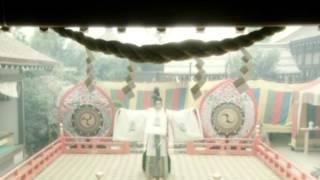 大河ドラマ「平清盛」第2回で若き清盛が臨時祭で舞を舞い、宋剣を白河法...