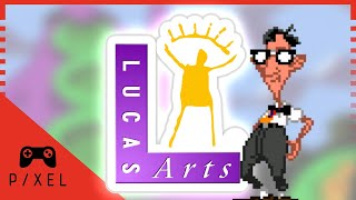 The COMPLETE HISTORY of LUCASARTS (Part II - Final) | It