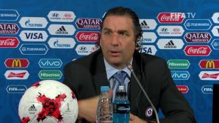 ger v chi - juan antonio pizzi - chile post-match press conference