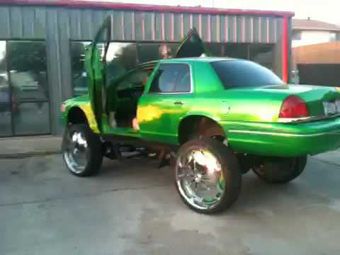 Ghetto Dreams car club Dallas - YouTube
