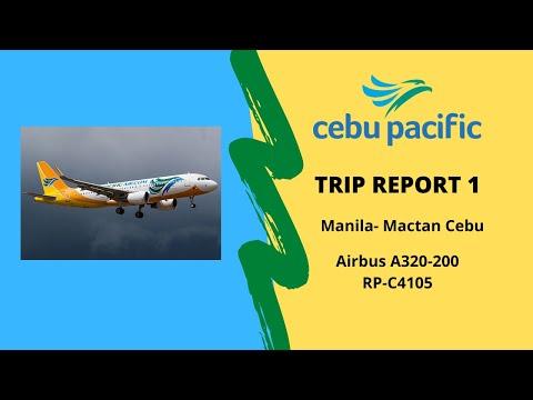 [Trip report] Airbus A320 Cebu Pacific|RP C4105 | Manila (MNL) to Cebu (CEB)