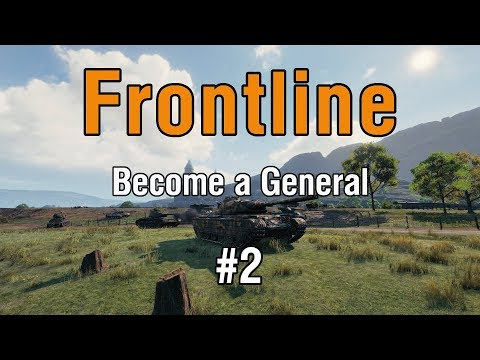 World of Tanks: Frontline - Becoming a General #2