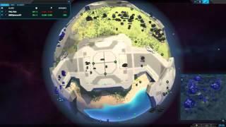 Pro 1v1 | Pt4h vs Pieman | Planetary Annihilation Gameplay 329