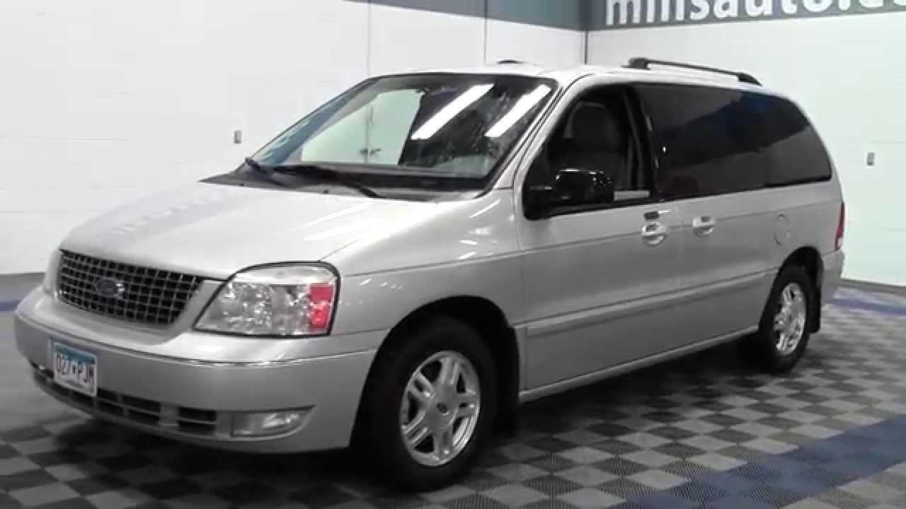 Ford Freestar Sel 1f A