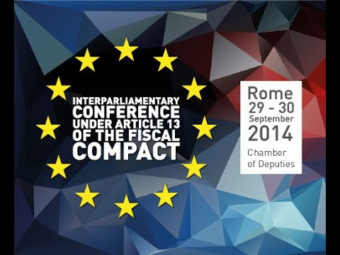 Conference under Article 13 of the Fiscal Compact (30/09/2014)