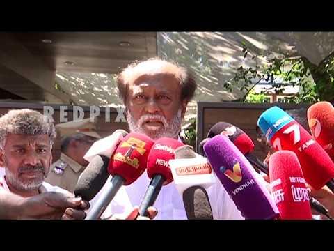 Rajinikanth condolence to actor Sridevi news tamil, tamil live news, tamil news redpix