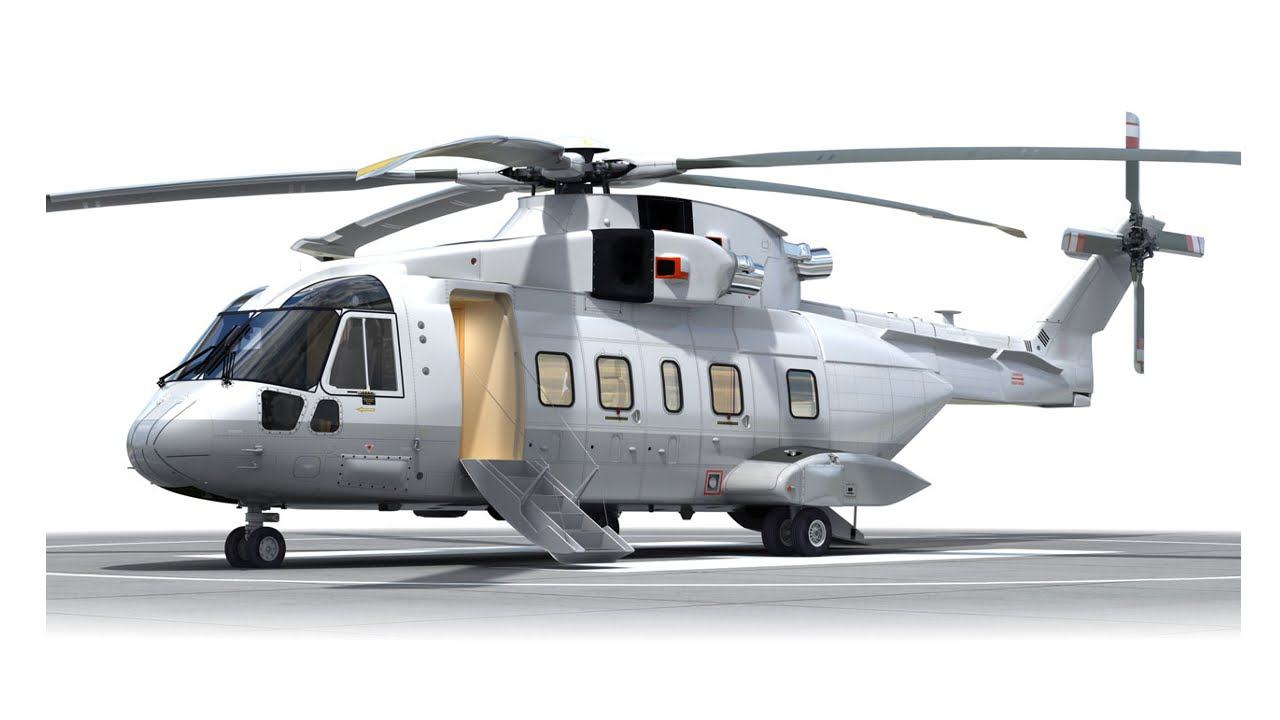 Luxury Helicopters For Sale >> Top 10 Most Luxurious Helicopters In The World