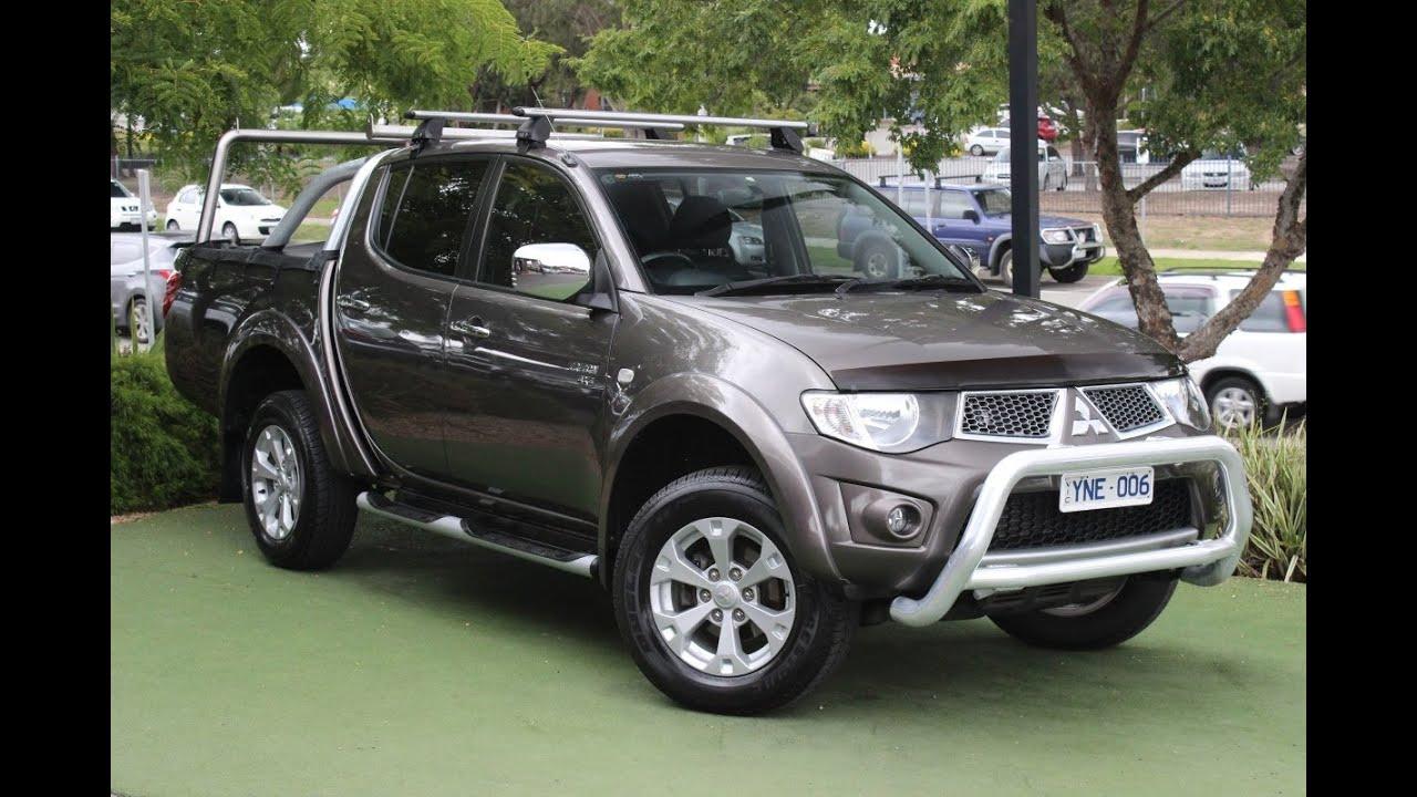 2011 mitsubishi triton glx r mn auto 4x4 review b5019