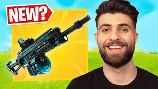 I Created Fortnite's Next AR....