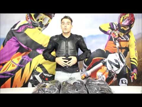 Colete Mattos Racing Enduro Pro - YouTube cd6efa9a0cdc6
