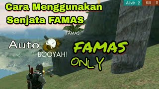 Video Cara Menggunakan Senjata Famas | AUTO GOOD GAME (Free Fire Battleground) download MP3, 3GP, MP4, WEBM, AVI, FLV Juni 2018
