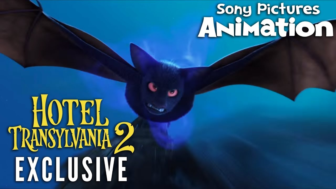 making of hotel transylvania 2 teaser trailer part 3/3 - youtube