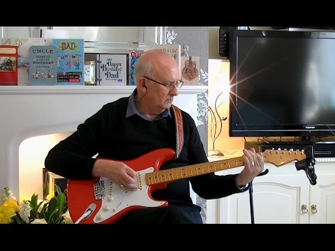 You Only live twice - Nancy Sinatra - instro cover by Dave Monk