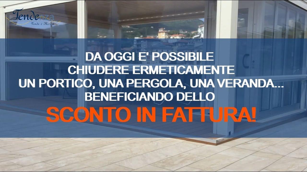 CHIUSURE VERTICALI CON SCONTO IN FATTURA!