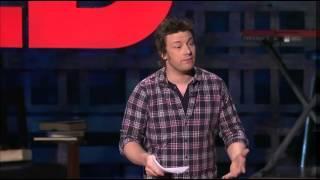 Джейми Оливер: научите детей правильно питаться