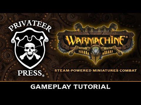 WARMACHINE Gameplay Tutorial