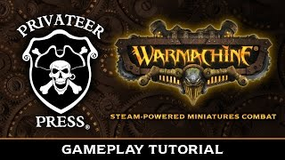 WARMACHINE Gameplay Tutorial