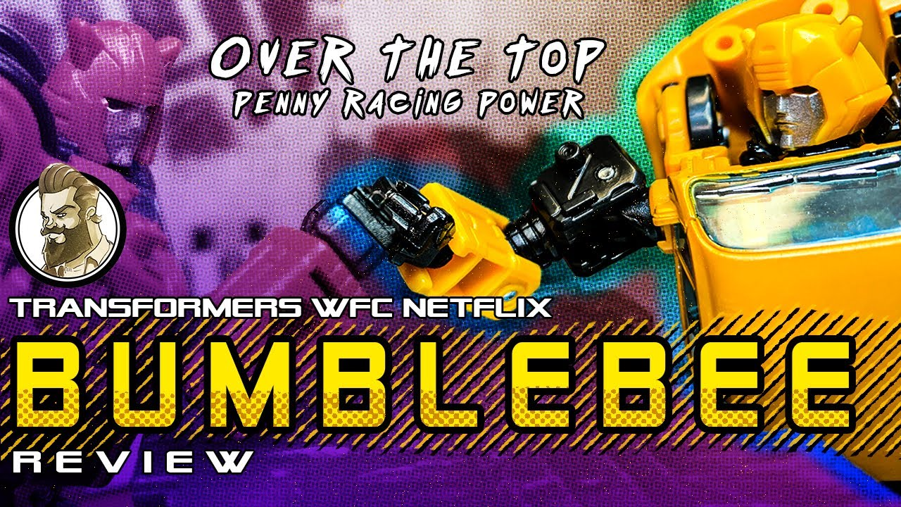 Float like a Butterfly, Sting like a... Well you get it. Netflix Bumblebee Review by Ham Man