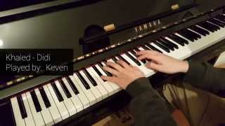 Cheb Khaled - Didi (Piano Cover) HD 720p