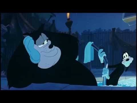 A Goofy Movie - Motel Scene