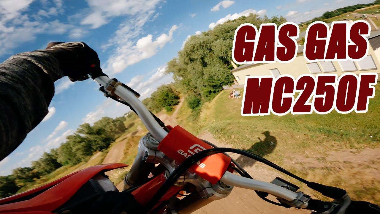 ONE LAP AT MSV DIESKAU. GAS GAS MC250F  GoPro 9