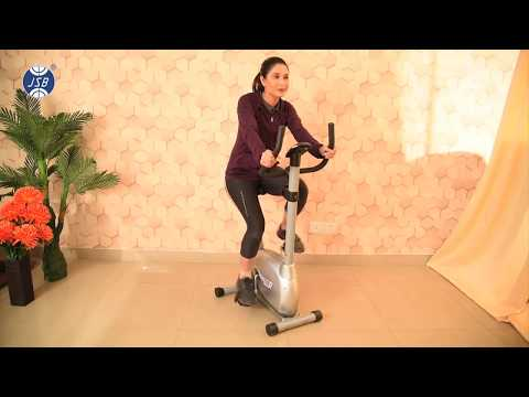Magnetic Upright Exercise Fitness Bike Jsb Cardio Max Hf73 Reviews