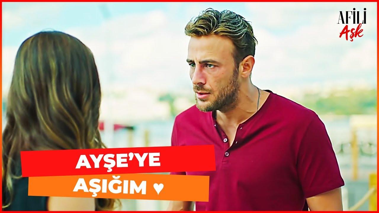 Afili Aşk 13. Bölüm Muammer, Ayşe'ye KAFAYI TAKTI!
