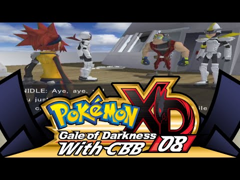 "Pokemon XD: Gale of Darkness w/ POKEAIMMD & CBB! - Ep 8 ""ABANDON SHIP"""