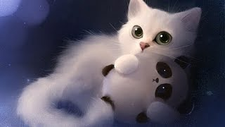 Смешная нарезка про забавных кошек