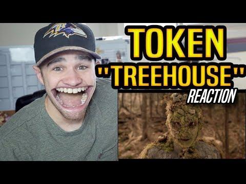 Token - Treehouse REACTION!!!