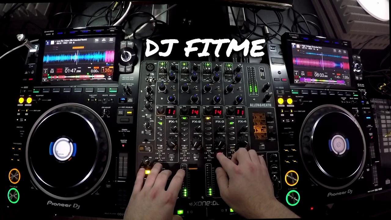 Download Best Of Trance Mix December 2020 Mixed By DJ FITME (Pioneer CDJ3000 & XONE DB4)
