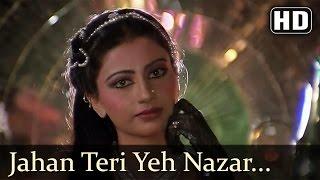 Kaalia - Jahan Teri Yeh Nazar - Amitabh bachchan - Asha Parekh - Bollywood Song  - Kishore Kumar