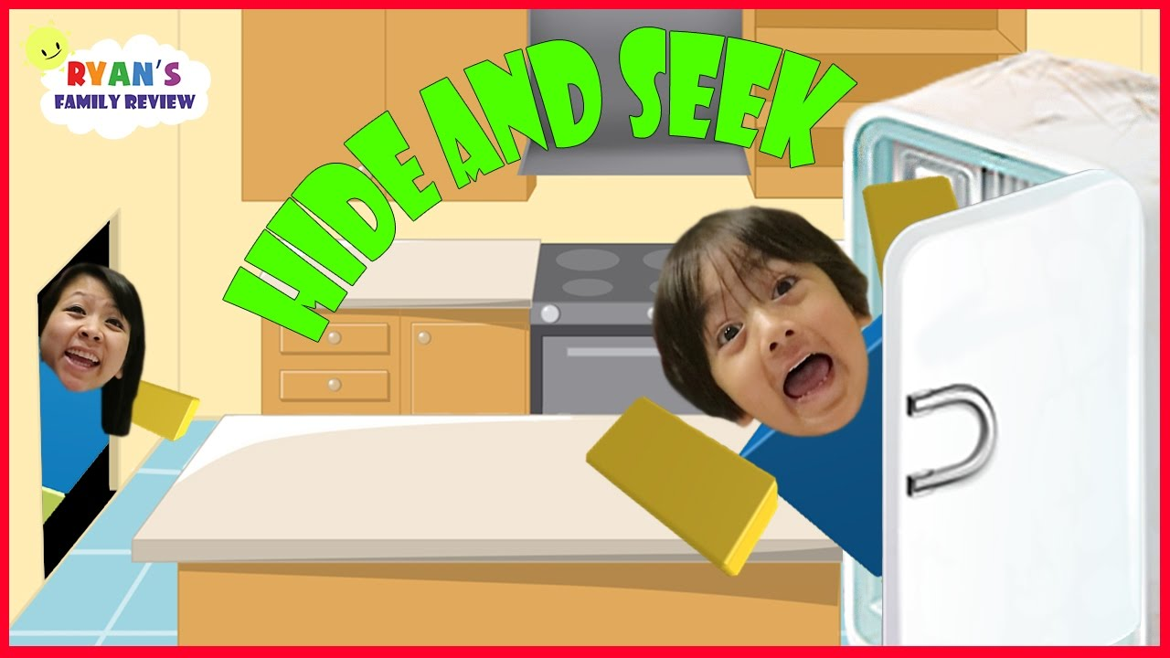Playing Hide And Seek In Roblox