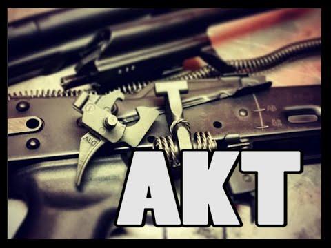 AKT trigger (ALG DEFENSE) Best AK trigger ever