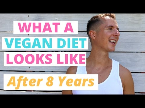 What A Vegan Diet Looks Like 8 Years Later