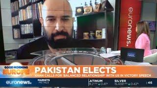Pakistan Elections: Former cricket star Imran Kahn declares victory