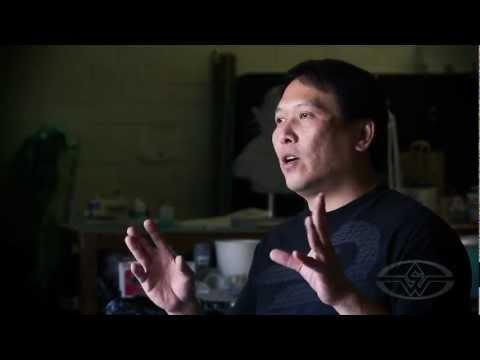Steve Wang - Monster Maker Interview with the Creature Designer, Effects Artist & Film Director