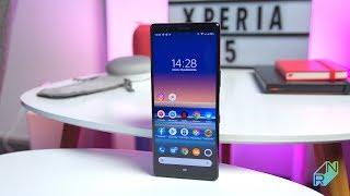 Sony Xperia 5 Recenzja - Dobry smartfon, ale w ciężkich czasach  | Robert Nawrowski