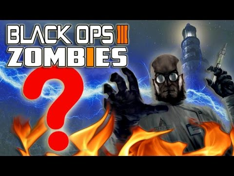 BLACK OPS 3 ZOMBIES - NEW SUSPENDED TRAIN / SECRET TRANSPORT! BO3 ZOMBIES SHADOWS OF EVIL