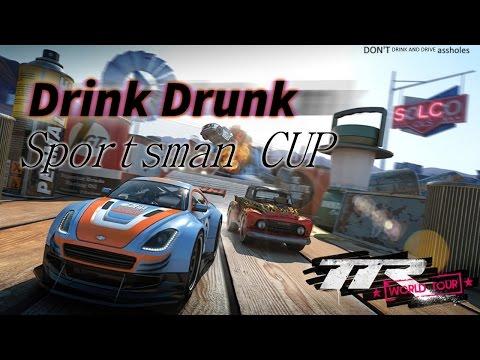Drink Drunk Sportsman Cup - TTR: World Tour