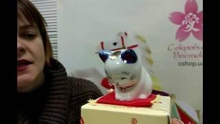 Манеки-неко (кот удачи): денежная удача и благополучие