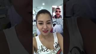 Hiếu phạm chém gió cùng hot girl Thang Bích Phương