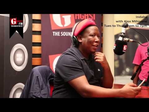 Julius Malema Interview